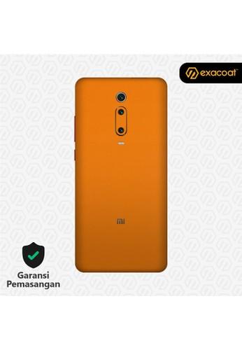 Exacoat Xiaomi Mi 9T/ K20 / K20 Pro 3M Skins True Colors - Pumpkin Orange 0FA47ES69E4142GS_1