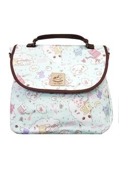 Multi function Bag - Sling bag, Satchel Bag and Handbag