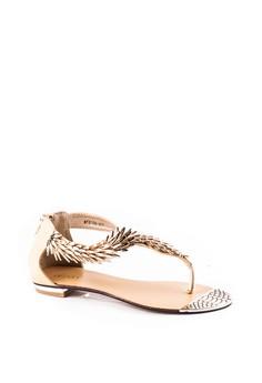 Kaye Flats Sandals