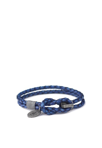 Gnome and Bow blue Smith Bracelet (Antique) 05C60AC4A8301DGS_1