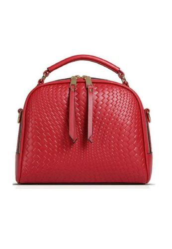 TCWK red Ladies Handbag TC258AC84MUPMY_1