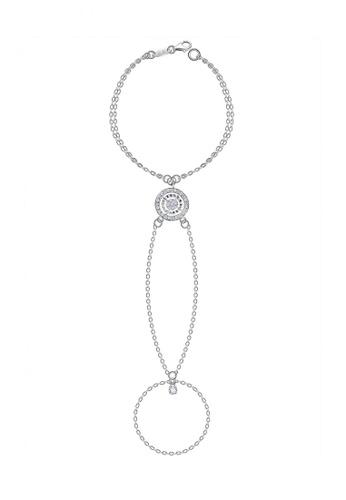 SC Tom Silver silver Bvlgari T-Bracelet-TB023 SC872AC84ZZVPH_1