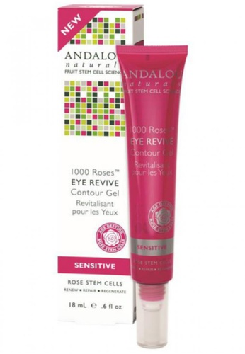 Andalou Naturals 1000 Roses™ Eye Revive Contour Gel AN136BE52OYDSG_1