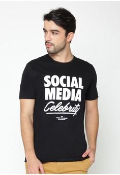 Tees Social Black