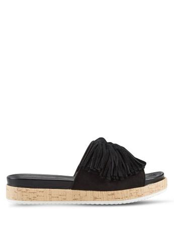 Call It Spring black Pucallpa Sandals CA512SH24GWDMY_1