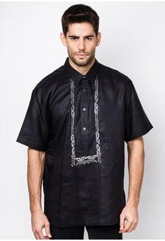 Linen/Gusot Mayaman Shirt