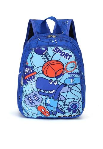Twenty Eight Shoes blue VANSA Animal print Backpacks VAK-Bp7803 E099BKC261495EGS_1