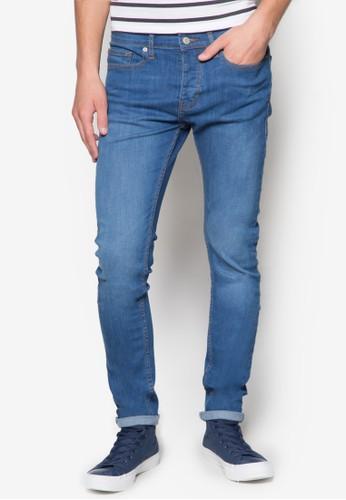 esprit outlet 高雄Dexter 彈性窄管牛仔長褲, 服飾, 緊身牛仔褲