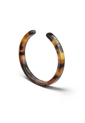 TRIWA brown Bracelet No 3 - Havana Turtle TR990AC94YQBHK_1