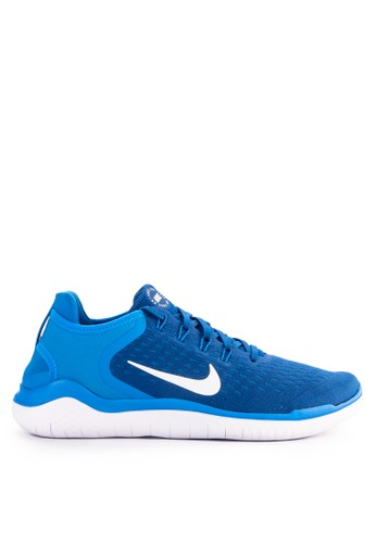 Nike blue Nike Free RN 2018 Running Shoes B8129SH5426EBEGS_1