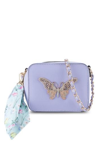 ALDO purple Mezereon Handbag 34A8CAC1F93932GS_1