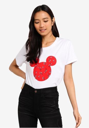 Cotton On white Tbar Fox Graphic T-Shirt AD4CDAA724D178GS_1