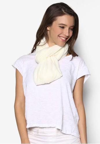 素色esprit 品牌多用途圍巾披肩, 飾品配件, 披肩