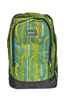 Sports Climbing Hiking School Bag Backpack BP-E1 (Green)