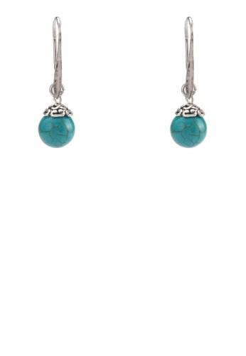 彩珠耳環, 飾品配件, 飾品zalora 評價配件