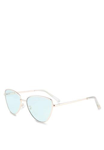 Le Specs gold Echo Ltd Edt Sunglasses 6C4B3GL23330EBGS_1