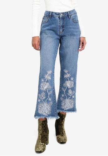 Glamorous blue Ladies Jeans GL059AA0RL3UMY_1