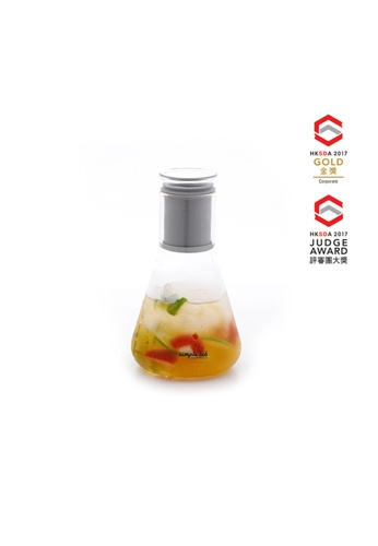 Simple Lab Mixo+ Glass Tea Infuser and Cup Set A6A23HL5E64DC3GS_1