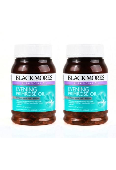 BLACKMORES Blackmores - 月見草油膠囊 1000mg (2pc X 190粒)