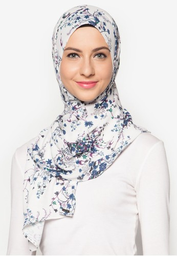 印花頭巾、 飾品配件、 飾品配件Zalia印花頭巾最新折價