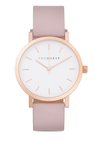 The Horse white and pink and gold The Original Watch 0B52CAC07CA537GS_1
