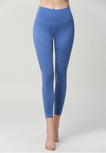 HAKA ACTIVE blue BREAKTHROUGH Legging 6121CAAF73D1D8GS_1