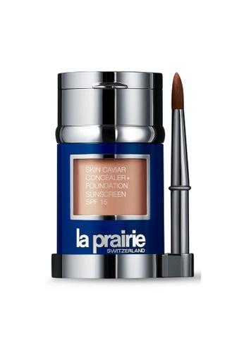 La Prairie La Prairie Skin Caviar Concealer Foundation SPF15 #NC-10 Porcelain Blush 30ml 14978BE51EF5DEGS_1