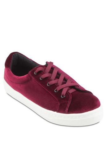 Red esprit tsim sha tsuiCarmen Trainers, 女鞋, 鞋