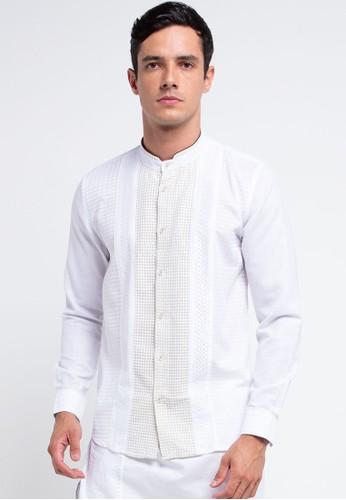 MOC white ZORRAZ-WHITE Kaftan 41962AA996A26CGS_1