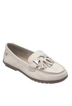 4555dbe08af 10% OFF Hush Puppies Hush Puppies Women s Aidi Tassel Mocc Loafer - Off  White RM 359.00 NOW RM 323.10 Sizes 6 7 8 9