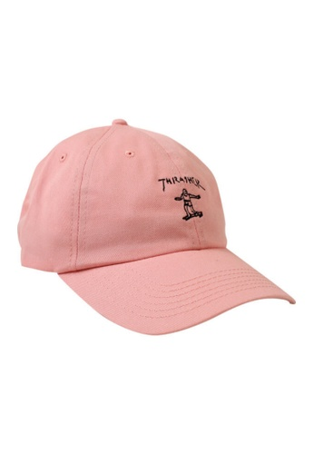 a2cbb98a6f9 Thrasher pink Thrasher Gonz Old Timer Hat Pink 9D2F9ACF55F754GS 1
