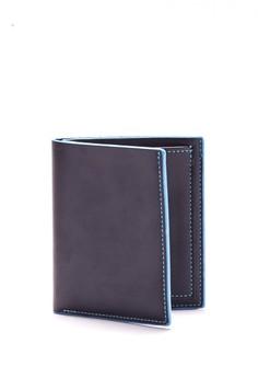 Vertical Bi-fold Wallet