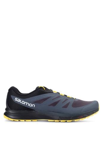Salomon navy Sense Pro Shoes 2D59FSH024A28CGS_1