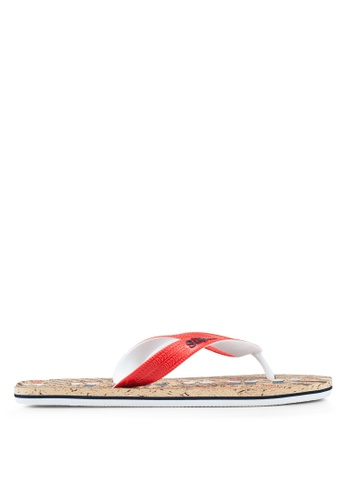 Superdry multi Cork Colour Pop Flip Flops C7CDESHEBAE675GS_1