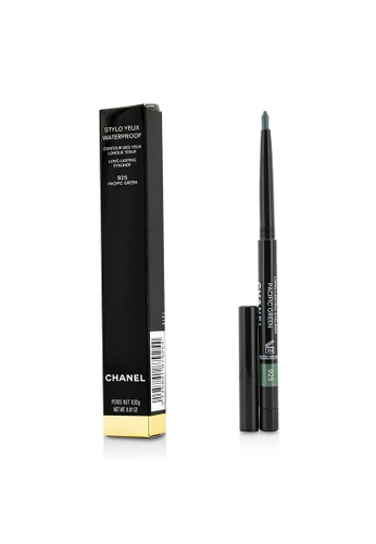 Chanel CHANEL - Stylo Yeux Waterproof - # 925 Pacific Green 0.3g/0.01oz A6AC4BE15A52F0GS_1
