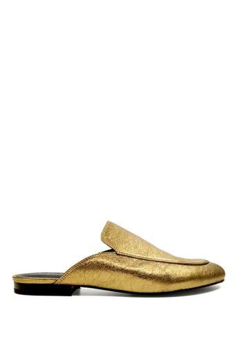 Kenneth Cole New York gold WALLICE - Slider KE615SH0T199MY_1