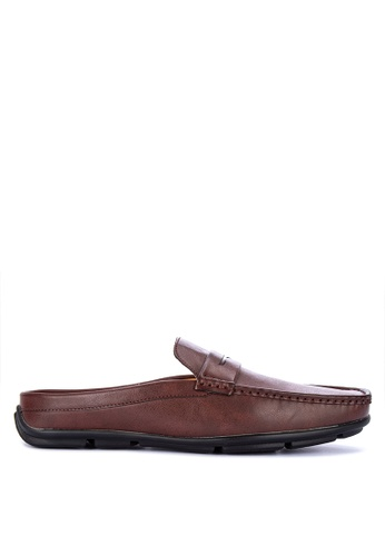 Mendrez brown Hugo Loafers 982F2SH07CD114GS_1