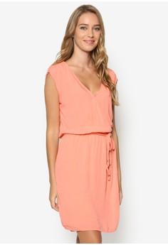 Light Woven Summer Dress