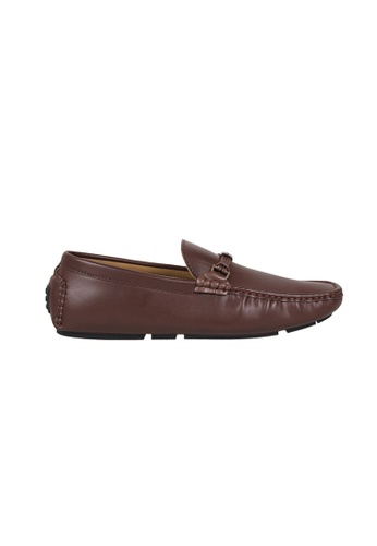 Tomaz brown Tomaz C299 Buckle Loafers A6A41SH3142775GS_1