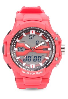 Digital Watch E-TGA2127-AD72
