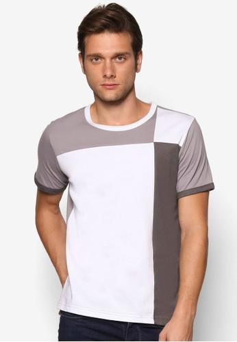 拼色基本款短袖TEE, 服飾,esprit 雨傘 素色T恤