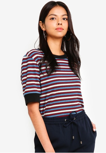 ESPRIT grey Short Sleeve T-Shirt 128E4AA1BC60C8GS_1