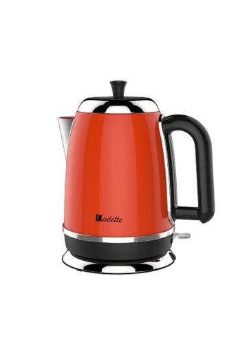 Odette white Odette Streamline Series 1.7L Stainless Steel Electric Kettle D6F4CHLE81ED92GS_1