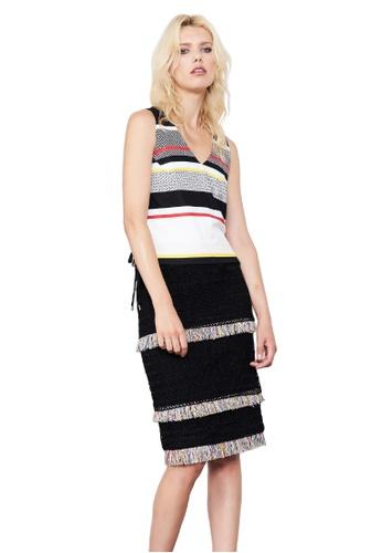 N12H black Mexicana Skirt N1377AA0GQJ3SG_1