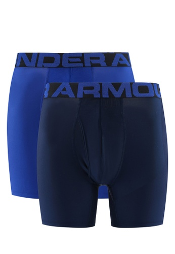 f95203d9d024 Buy Under Armour Tech 6in 2 Pack Boxers Online on ZALORA Singapore