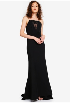 bae2e614fa4 17% OFF JARLO LONDON Salina Open Back Dress S  128.90 NOW S  106.90 Sizes 6  8 10 12 14