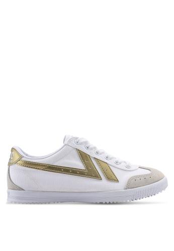 Kolca white and gold 2000 Millennium Sneakers 10866SH7EA35E7GS_1