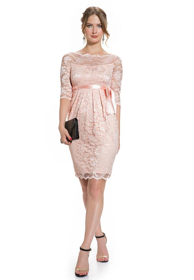 7fa03d801cac0 ... Mayarya Lace Dress Maternity Lace Maternity Dress Pink Mayarya Pink  0Oqq5 ...