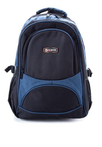 Transgear navy Backpack 081TGBP TR281AC59GQYPH_1