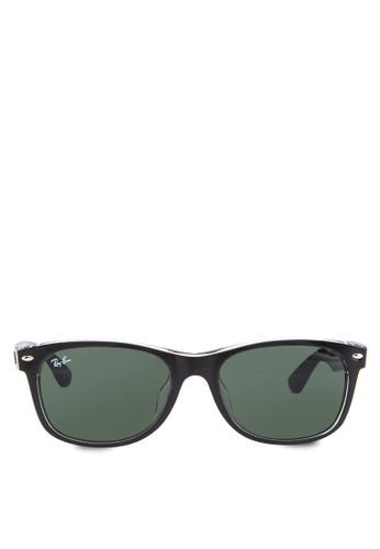 zalora時尚購物網的koumi koumiNew Wayfarer 多色太陽眼鏡, 飾品配件, 飾品配件